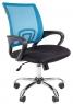Кресло Chairman 696 Chrome