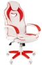 Игровое кресло CHAIRMAN GAME 16 WHITE